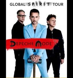 Depeche Mode. Global Spirit Tour