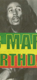 Bob Marley Birthday x Max Rudskoi