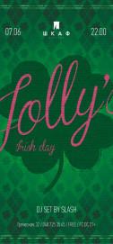 7/06 Irish day with Jolly&#39s